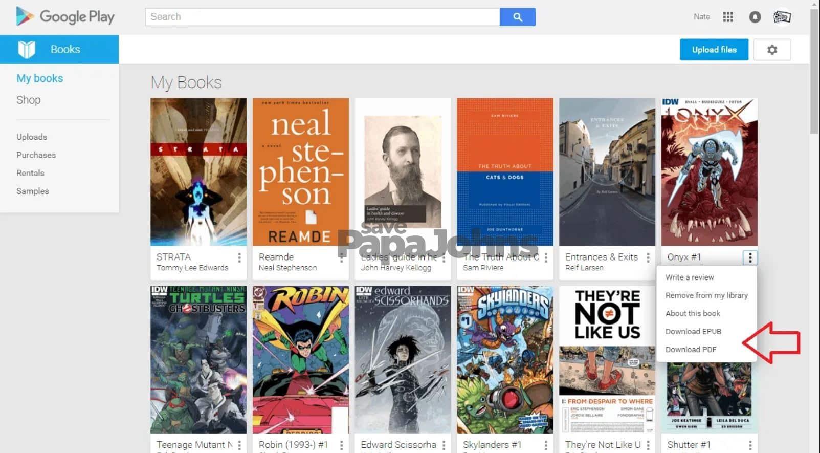 cara download google book berbayar secara gratis