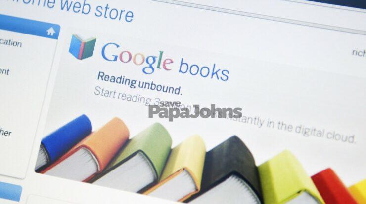 cara download google book