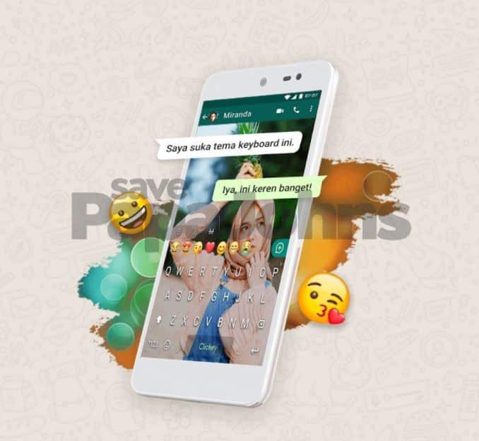 Download Aplikasi WhatsApp Transparan