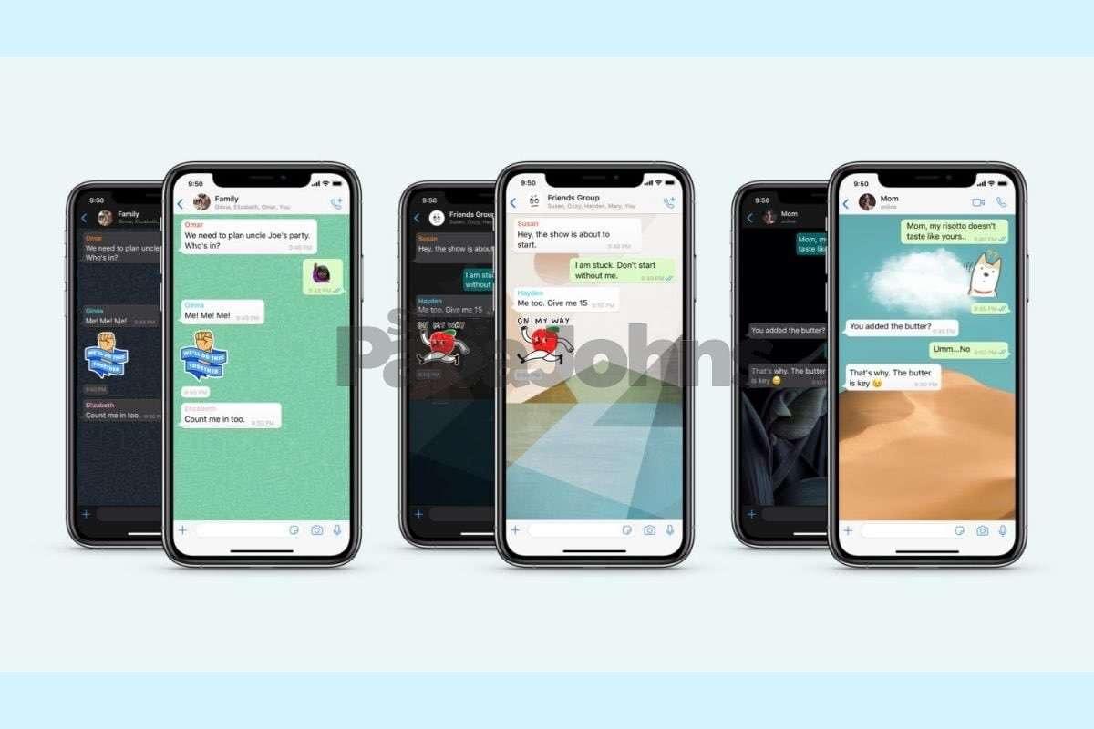 whatsapp transparan gb