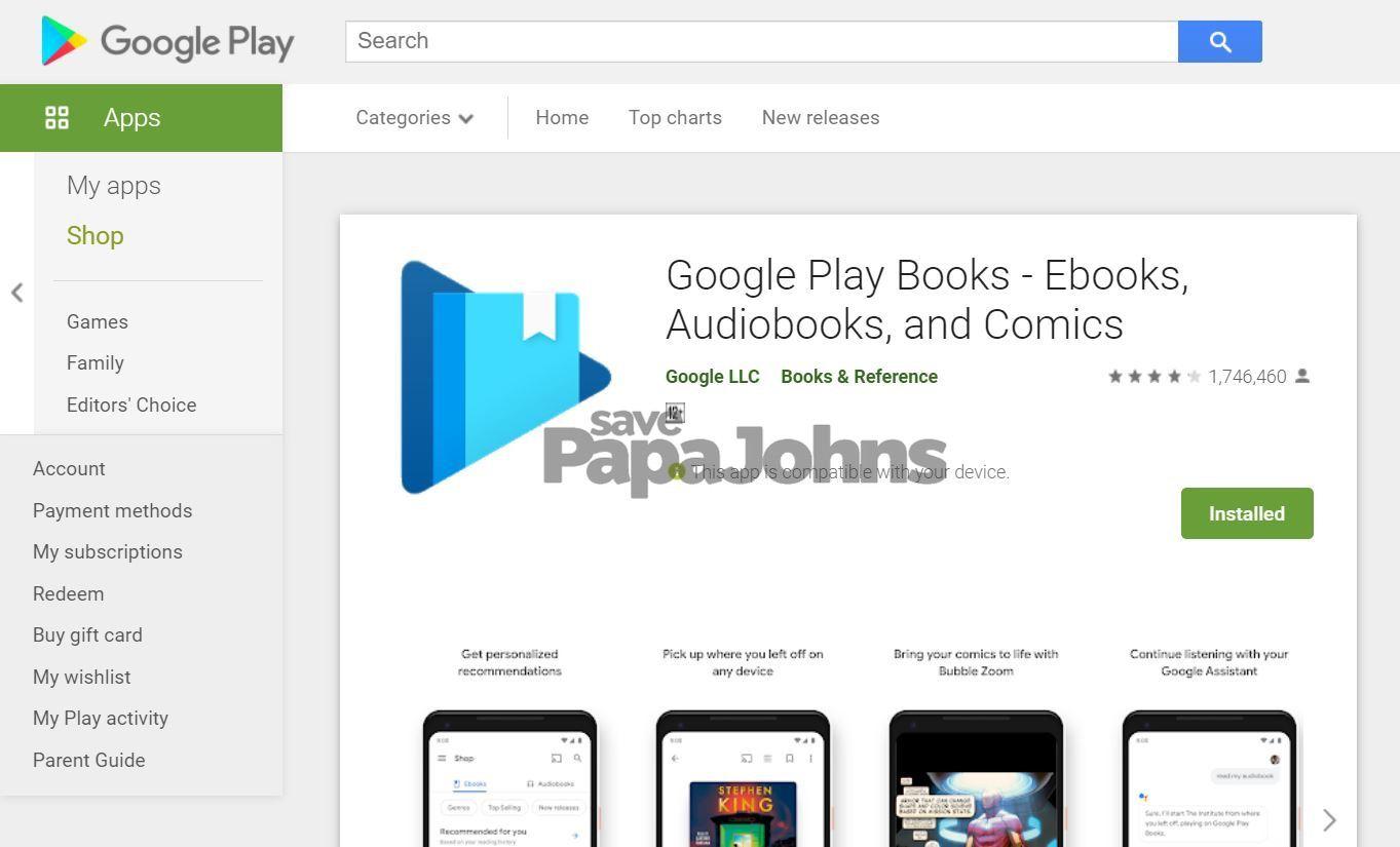 cara download google book gratis