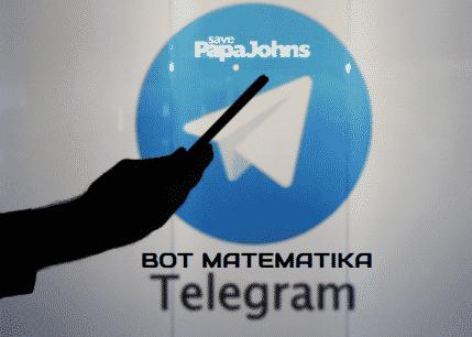 bot matemabot matematika telegramtika telegram