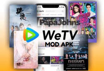 download wetv mod apk