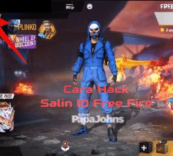 salin id free fire