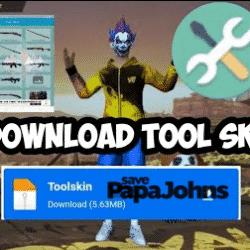 tool skin free fire