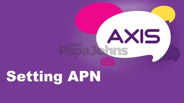 APN Axis Untuk Modem dan Smartphone 2021