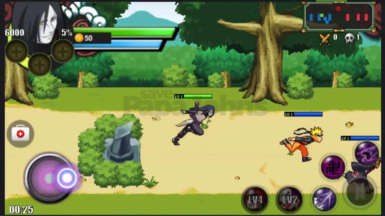 Naruto Senki Mod