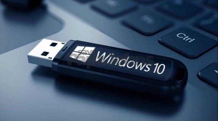 Cara Membuat Bootable Flashdisk untuk Windows
