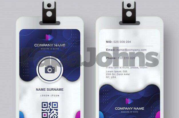 Cek Ragam Ukuran ID Card Di sini!