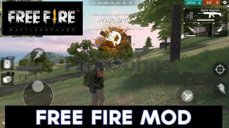 Fre Fire Mod