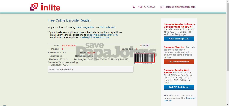 scan barcode dan qr code