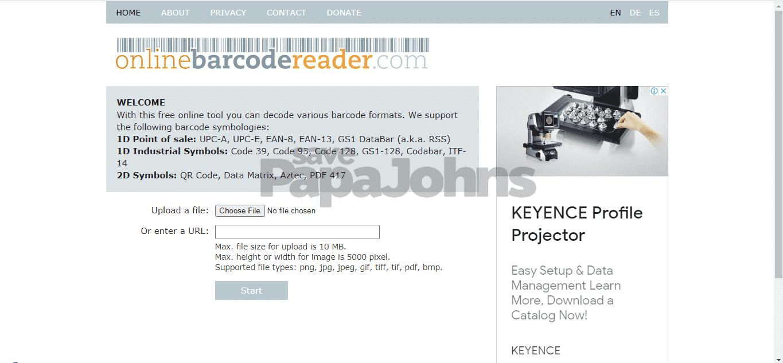 scan qr code dan barcode
