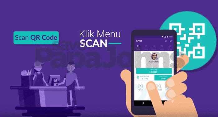 cara scan barcode dan qr code