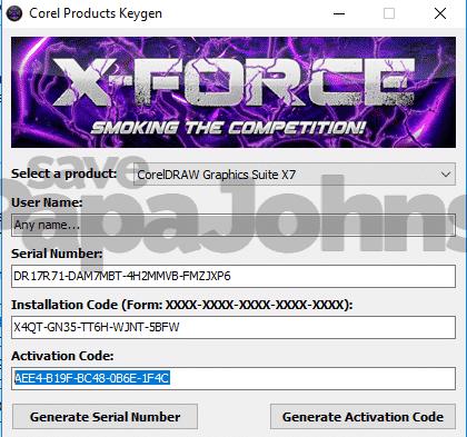 Setelah kode berhasil dipaste, klik Generate Activation Code. Tunggu beberapa detik sampai muncul kode baru
