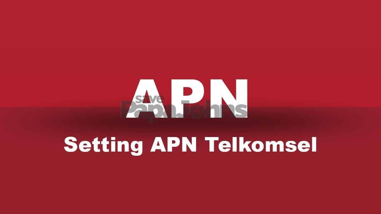 Setting APN Provider Telkomsel