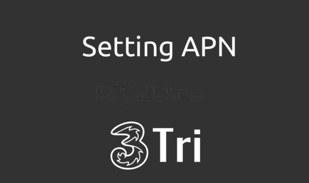 setting apn 3