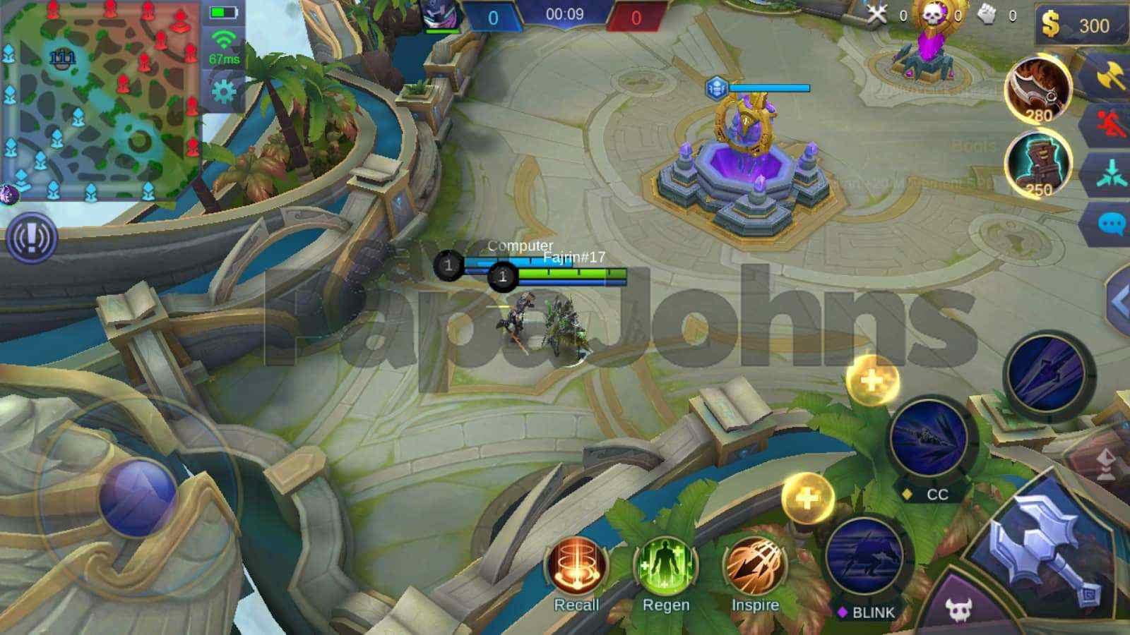mobile legends apk mod