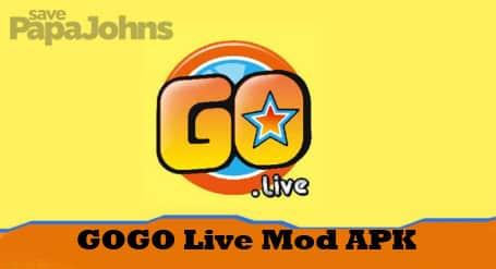 gogo live mod