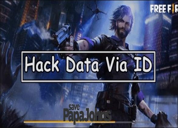 data hack via id link