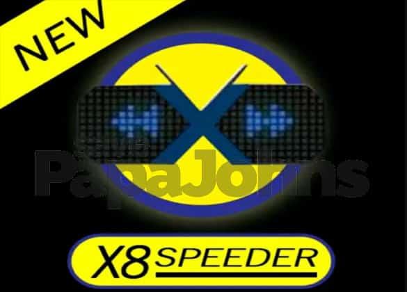 x8 speeder domino rp